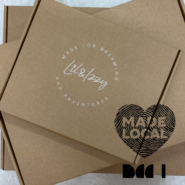 Eco Kraft Gift Box